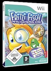 Fritzi Fisch und der verschwundene Schatz Wii cover (R2FP70)