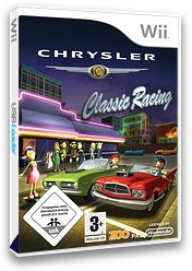 Chrysler Classic Racing Wii cover (R3CP7J)