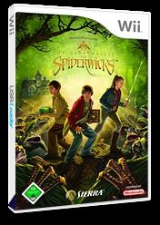 Die Geheimnisse der Spiderwicks Wii cover (R48P7D)