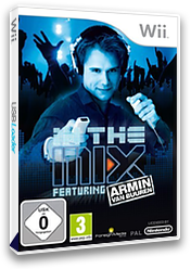 In The Mix Featuring Armin van Buuren Wii cover (R53PFH)