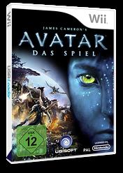James Cameron's Avatar: Das Spiel Wii cover (R5VP41)