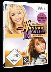 Hannah Montana: Der Film Wii cover (R8HP4Q)
