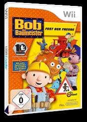 Bob der Baumeister: Fest der Freude Wii cover (R9BPMT)