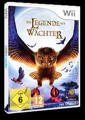 Die Legende der Wächter Wii cover (R9GPWR)