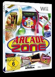 Arcade Zone Wii cover (R9XP52)