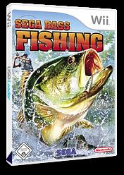 Sega Bass Fishing Wii cover (RBTP8P)