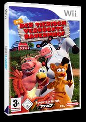 Der tierisch verrückte Bauernhof Wii cover (RBYP78)