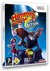 Himmel und Huhn: Ace in Action Wii cover (RCLP4Q)