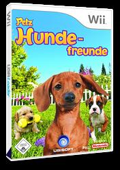Petz: Hundefreunde Wii cover (RDOX41)