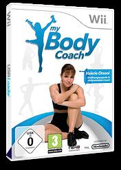 My Body Coach Wii cover (REUPNK)