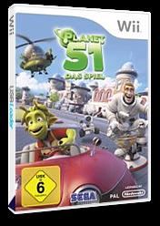 Planet 51: Das Spiel Wii cover (RGAP8P)