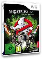 Ghostbusters: Das Videospiel Wii cover (RGQP70)