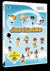 Job Island Wii cover (RHKP18)