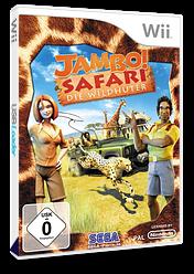 Jambo! Safari Die Wildhuter Wii cover (RJJP8P)
