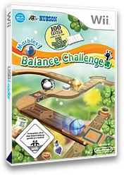 Marbles! Balance Challenge Wii cover (RK6P18)