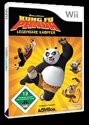 Kung Fu Panda: Legendäre Kämpfer Wii cover (RKHP52)
