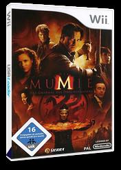 Die Mumie: Das Grabmal des Drachenkaisers Wii cover (RM5P7D)