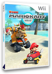 Wiimms MKW-Fun 2016-07.pal CUSTOM cover (RMCP32)