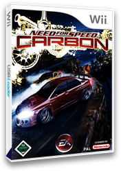 Need for Speed Carbon Wii cover (RNSP69)