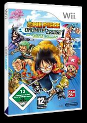 One Piece Unlimited Cruise 1: Der Schatz unter den Wellen Wii cover (ROUPAF)