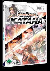 Samurai Warriors: Katana Wii cover (RS5PC8)