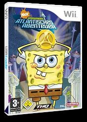 SpongeBob's Atlantisches Abenteuer Wii cover (RSAP78)