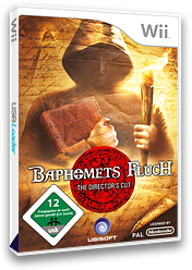 Baphomets Fluch - The Director's Cut Wii cover (RSJP41)