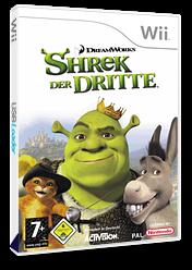 Shrek der Dritte Wii cover (RSKP52)