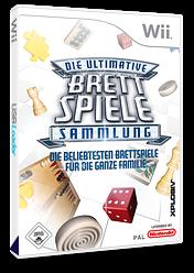 Die ultimative Brettspiele-Sammlung Wii cover (RUBP7N)