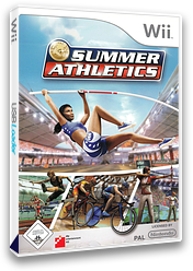 Summer Athletics Wii cover (RUMPFR)