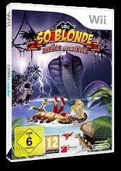 So Blonde: Zurück auf die Insel Wii cover (RVJPFR)