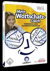 Mein Wortschatz-Coach - Verbessere dein Ausdrucksvermögen Wii cover (RW4D41)