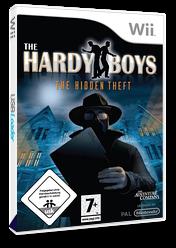 The Hardy Boys: The Hidden Theft Wii cover (RYNP6V)