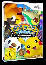 PokéPark 2:Die Dimension der Wünsche Wii cover (S2LP01)