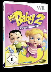 My Baby 2: Mein Baby wird Erwachsen! Wii cover (SB2PNP)