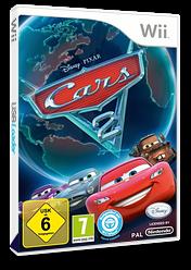 Cars 2: Das Videospiel Wii cover (SCYP4Q)