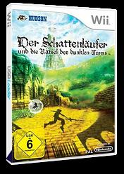 Der Schattenläufer und die Rätsel des dunklen Turms Wii cover (SDWP18)