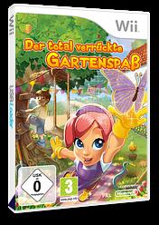 Der total verrückte Gartenspaß Wii cover (SGDPKM)