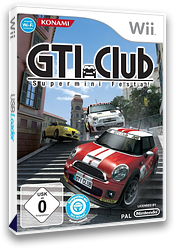 GTI Club Supermini Festa! Wii cover (SGIPA4)
