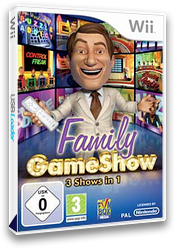 Family GameShow Wii cover (SGSP7J)