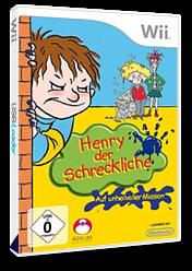 Henry der Schreckliche Wii cover (SHMPLR)