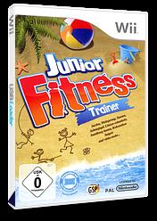 Junior Fitness Trainer Wii cover (SJFXGR)