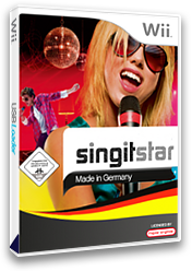 SingItStar Made in Germany CUSTOM cover (SMIG3Q)