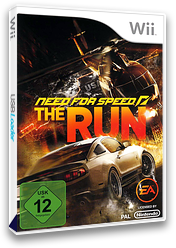 Need for Speed: The Run Wii cover (SNVP69)