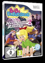 Bibi Blocksberg - Das große Hexenbesen-Rennen 2 Wii cover (SOBD7K)