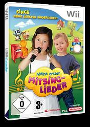 Meine ersten Mitsing-Lieder Wii cover (SONDMR)