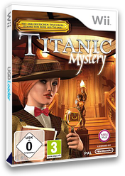 Titanic Mystery Wii cover (STMPKP)