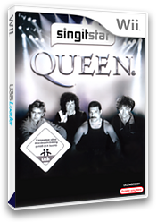SingItStar Queen CUSTOM cover (STQP75)