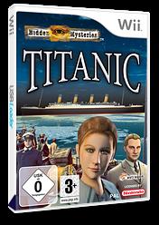 Hidden Mysteries: Titanic Wii cover (STTDRM)