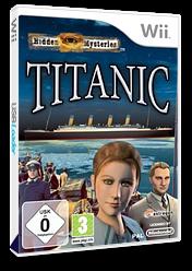 Hidden Mysteries: Titanic Wii cover (STTPGR)